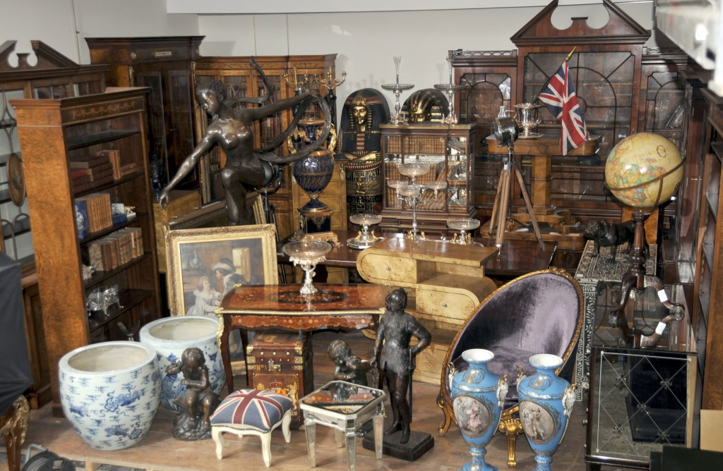 Canonbury Antiques Showroom