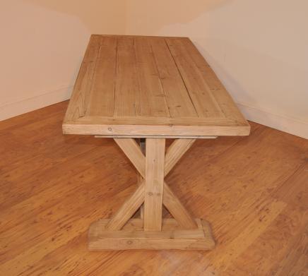 6 ft Pine Réfectoire table à manger Cuisine