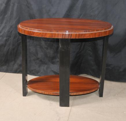 Art Déco secondaires Cocktail Table Tables
