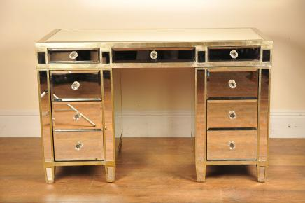Miroir bureau archives antiquites canonbury