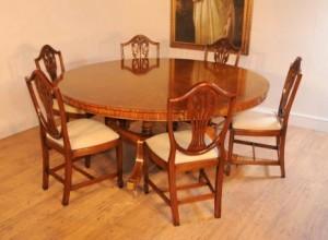Table Ronde De Salle A Manger Archives Antiquites Canonbury