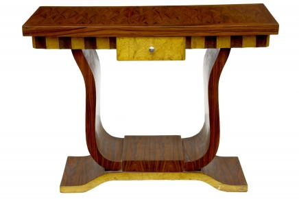 Tableaux Art Deco Table console Inlay salle Funky Dressing Meubles