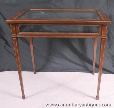Affichage Regency verre Cabinet à bijoux Bijouterie