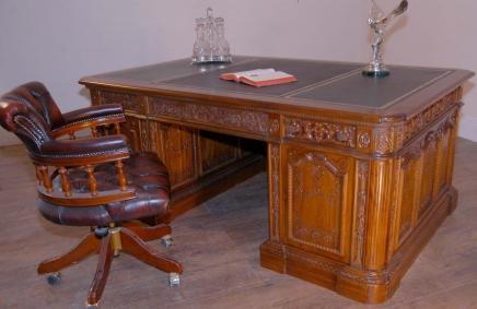Partenaires bureau archives antiquites canonbury for Bureau ovale