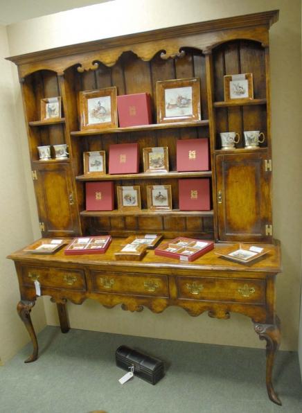 Chêne Welsh Dresser