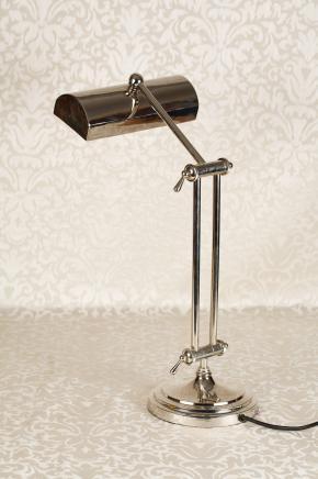 Les étudiants Lampe de bureau Table lumineuse Chrome Modern Vintage