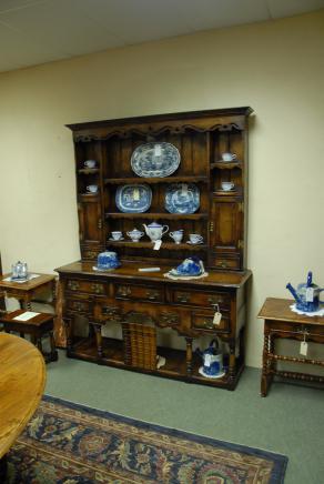 Welsh Dresser Oak Potboard Ferme meubles