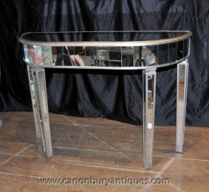 Mobilier Art Déco Miroir Miroir Table console