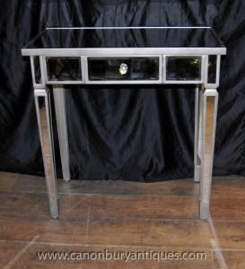 Tables miroir Console Art Déco Meubles Miroir