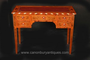 Anglais Sheraton Regency bureau Table