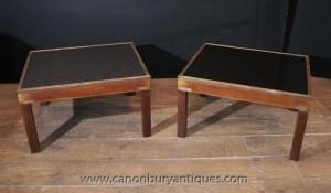 Hauts tables side paire malle louis vuitton industrielle - Malle industrielle ...