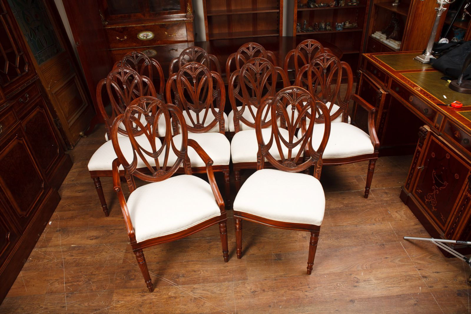Antique Dining Chairs Hepplewhite Furniture www_canonburyantiques_com (1)