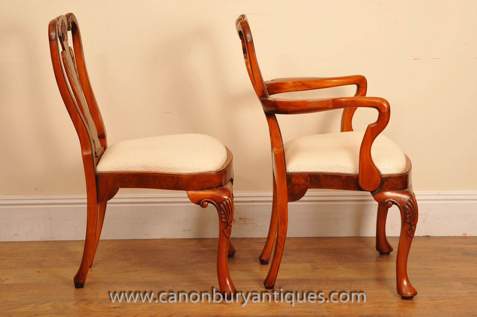 Antique Table and Chairs www_canonburyantiques_com (14)-2
