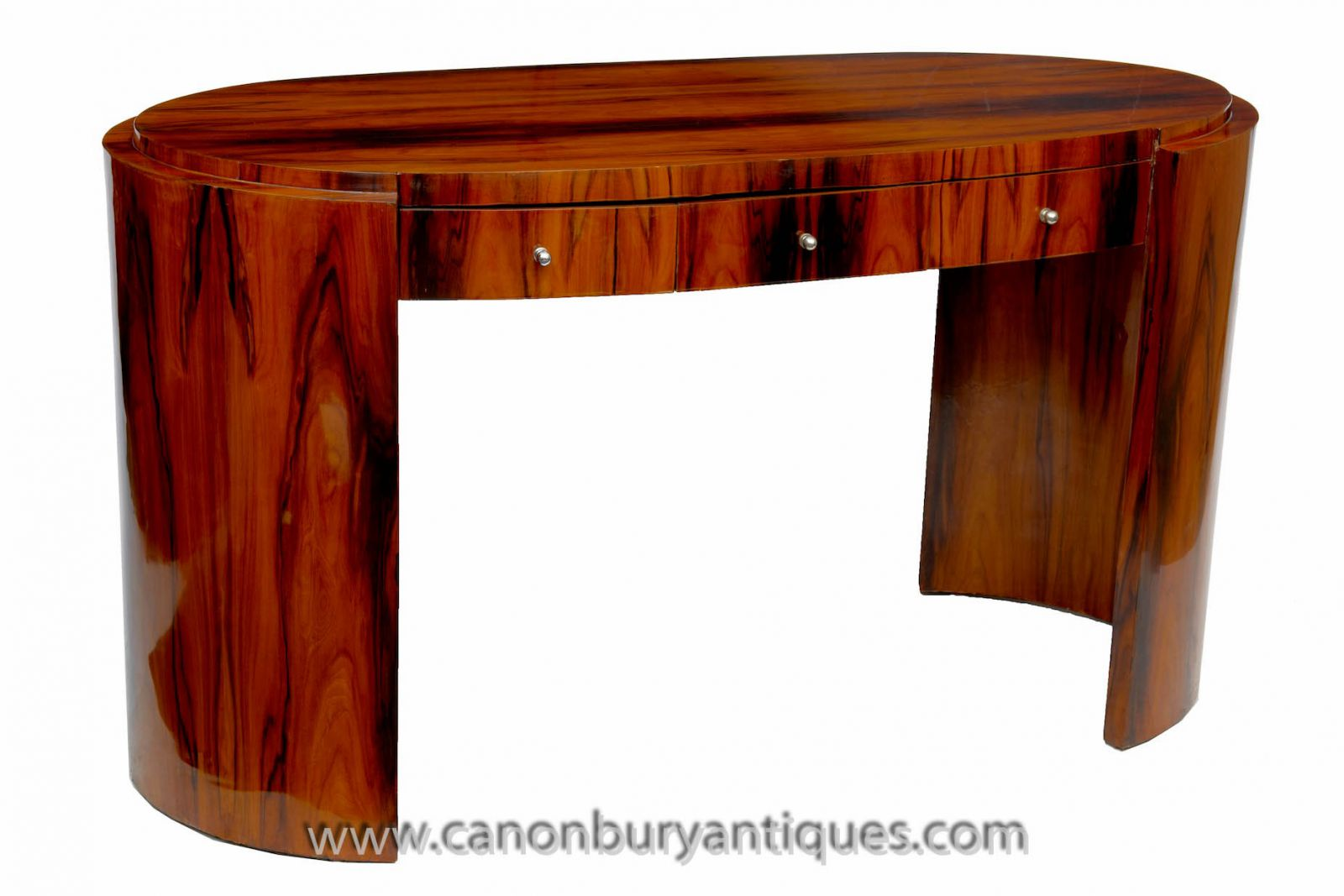 Art Deco Desk Writing Table www_canonburyantiques_com (3)-3