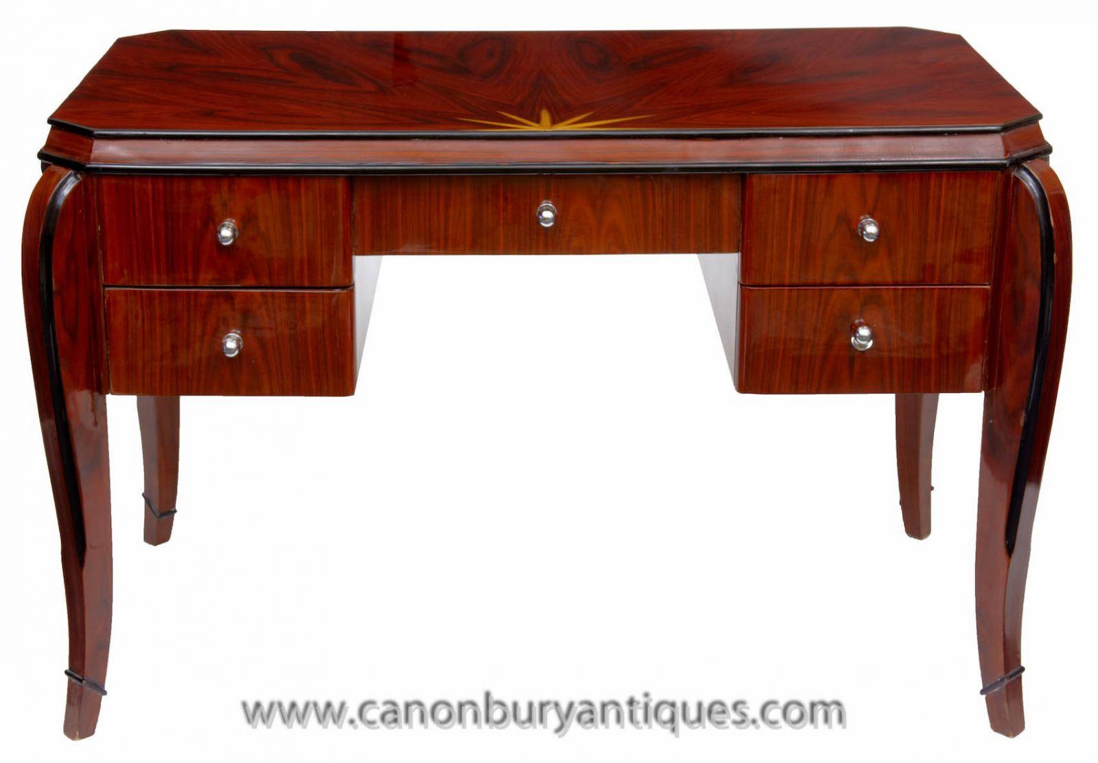 Art Deco Desk www_canonburyantiques_com (2)-3