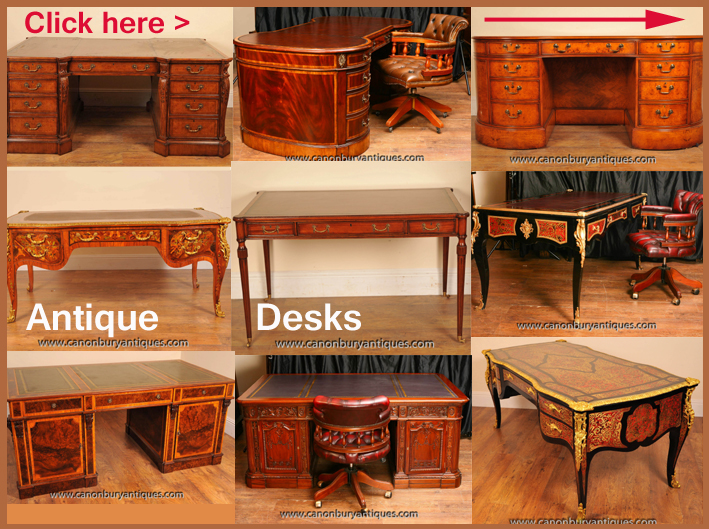 antique desks canonbury antiques