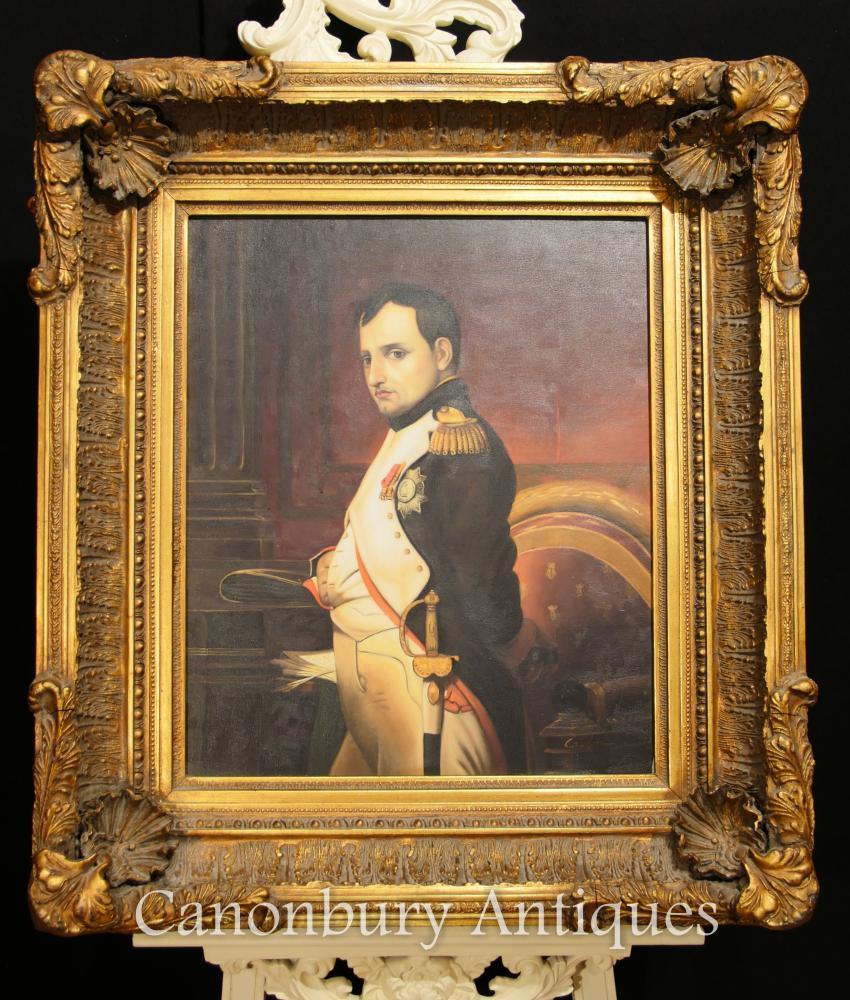 Portrait de l'Empereur Napoléon Bonaparte