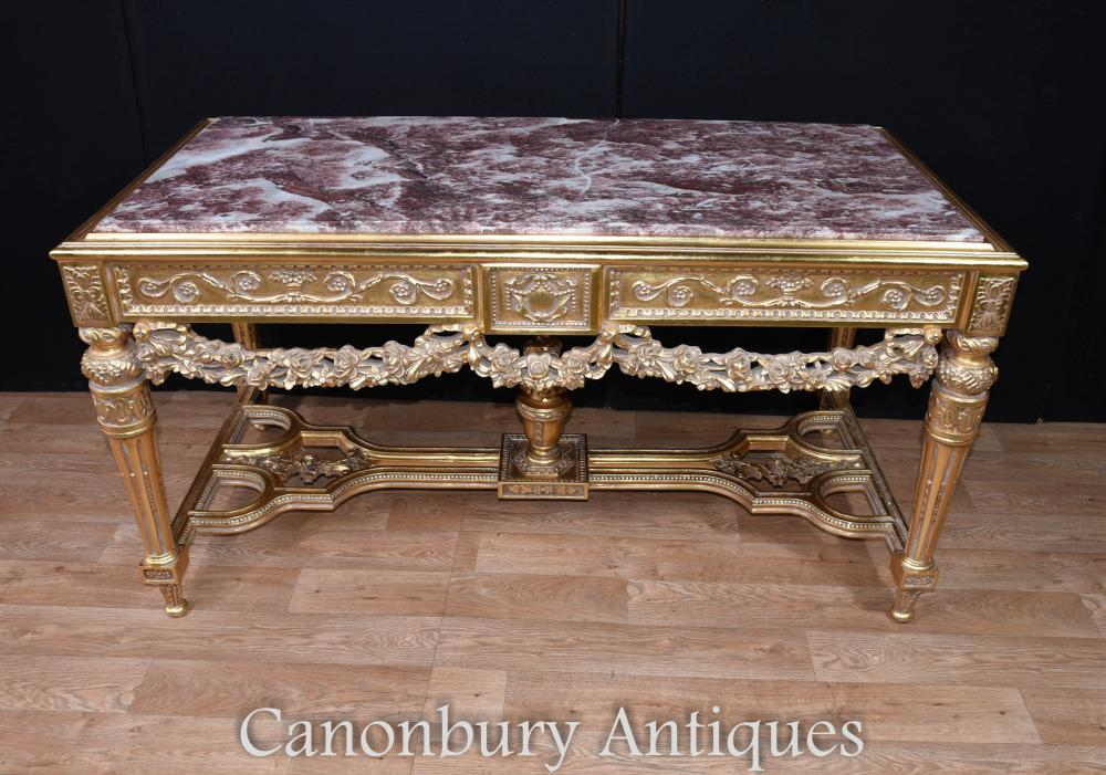 Tables hall archives antiquites canonbury for Salle a manger louis xvi