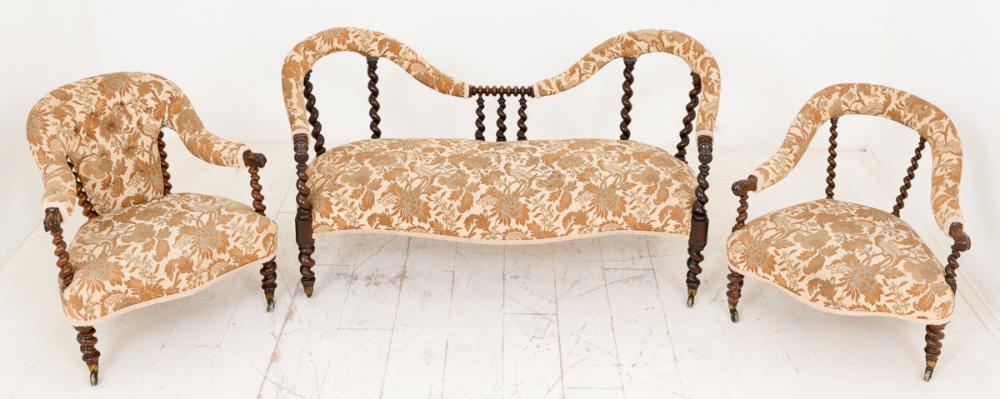 Chaise de baignoire à la suite Victorian Parlor et canapé caméléon