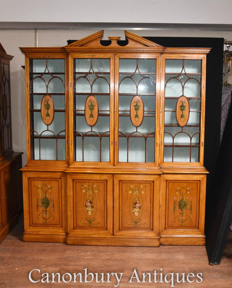 mobilier de biblioth que archives antiquites canonbury. Black Bedroom Furniture Sets. Home Design Ideas