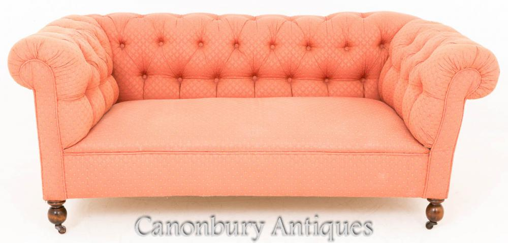 canap canap chesterfield archives antiquites canonbury. Black Bedroom Furniture Sets. Home Design Ideas