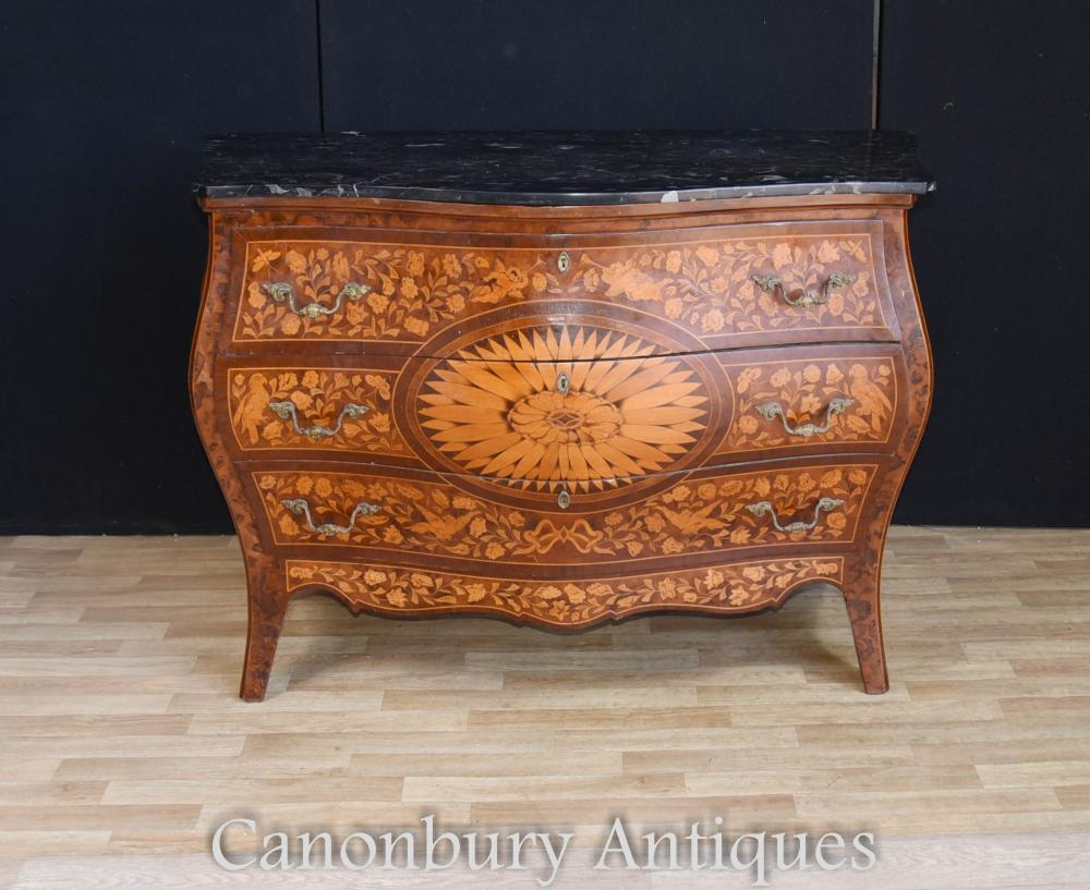 commode en marqueterie archives antiquites canonbury. Black Bedroom Furniture Sets. Home Design Ideas