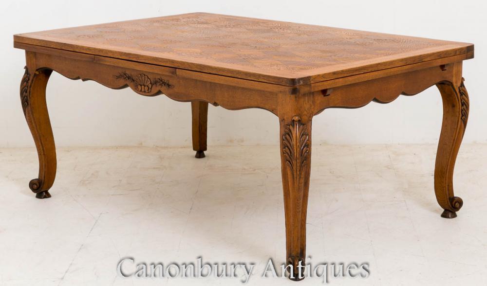 Table de ferme archives antiquites canonbury for Salle a manger antique quebec