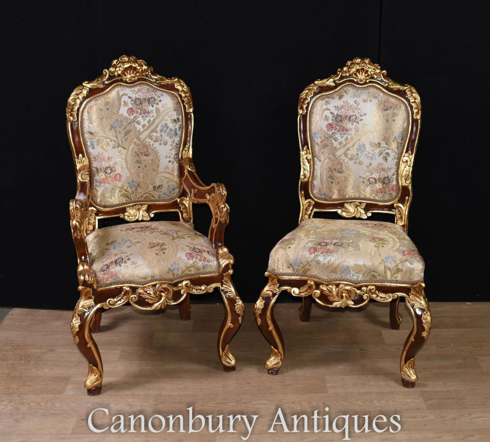 Paire de fauteuils Louis XVI - Accents et accoudoirs
