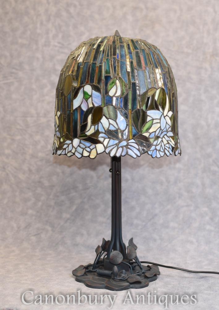 Lampe Art Nouveau Tiffany Lampe De Table