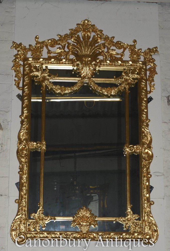 Miroir à la jetée Big George II