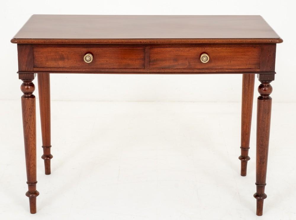 Table d'Appoint Victorienne - Acajou Vers 1850
